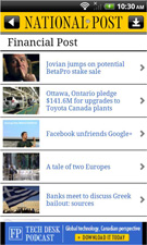 National Post for Android