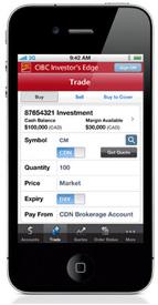 cibc trade app