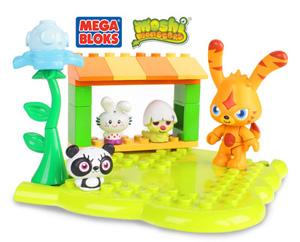 Mega Brand Moshi Characters