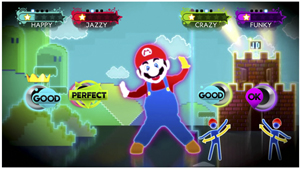 Just Dance Mario