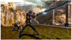 Mass Effect 3 unlockables in Kingdom of Amalur: Reckoning