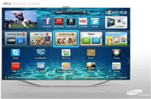 Samsung's Flagship Smart TV, the ES8000