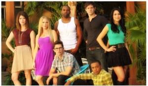 The LA Complex Cast