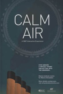 calm air by Ben Pittman