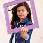 Katarina, 8, Richmond, British Columbia (Image: Gap Canada)