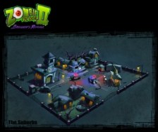 Zombie Tycoon 2 The Suburbs