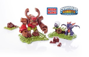 MEGA BRANDS INC. - Mega Bloks Skylanders Giants