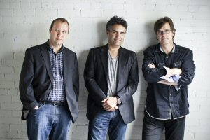 Round 13 Capital's Scott Pelton, Bruce Croxon and John Eckert launched Canada's first founders-funded venture capital firm today.