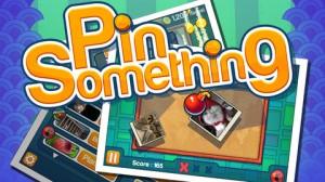 pin something