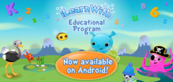 i Learn With - Android