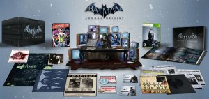 Batman Arkham Origins Collectors' Edition For The 360