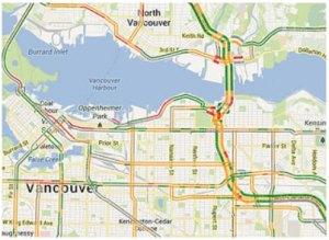 metro vancouver map