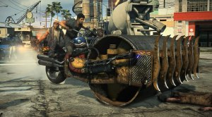 Dead Rising 3 Combo Cycle