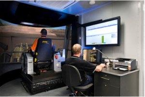 haul-truck simulator