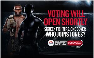 EA Sports UFC Cover vote