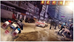 sleeping dogs game with gold