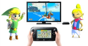 Wind Waker HD Wii U Controls