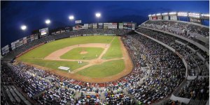 Monterrey Sultans Baseball Stadium in Mexico