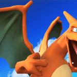 Super Smash Bros Charizard Wii U