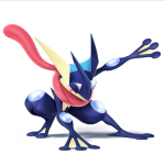 Super Smash Bros Greninja