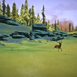 The Long Dark Deer