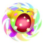Kirby Triple Deluxe Character Art