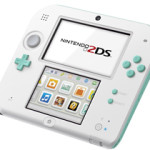 Sea Green Nintendo 2DS