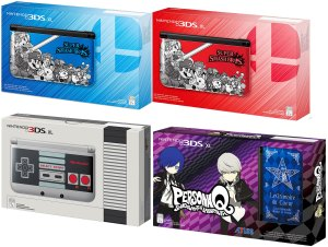 Nintendo 3DS XO Special Editions