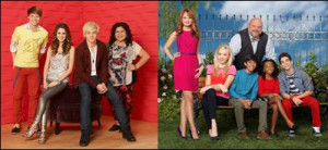 Fan-favourite series Austin & Ally and Jessie both return for their fourth seasons in January.