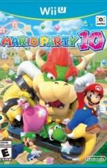 Mario Party 10 Cover