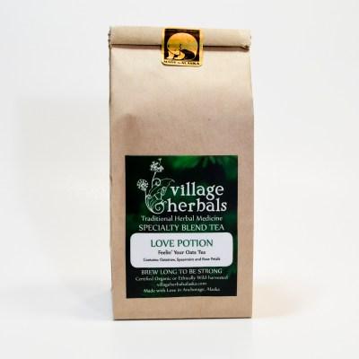 village herbals loose leaf tea love potion 1