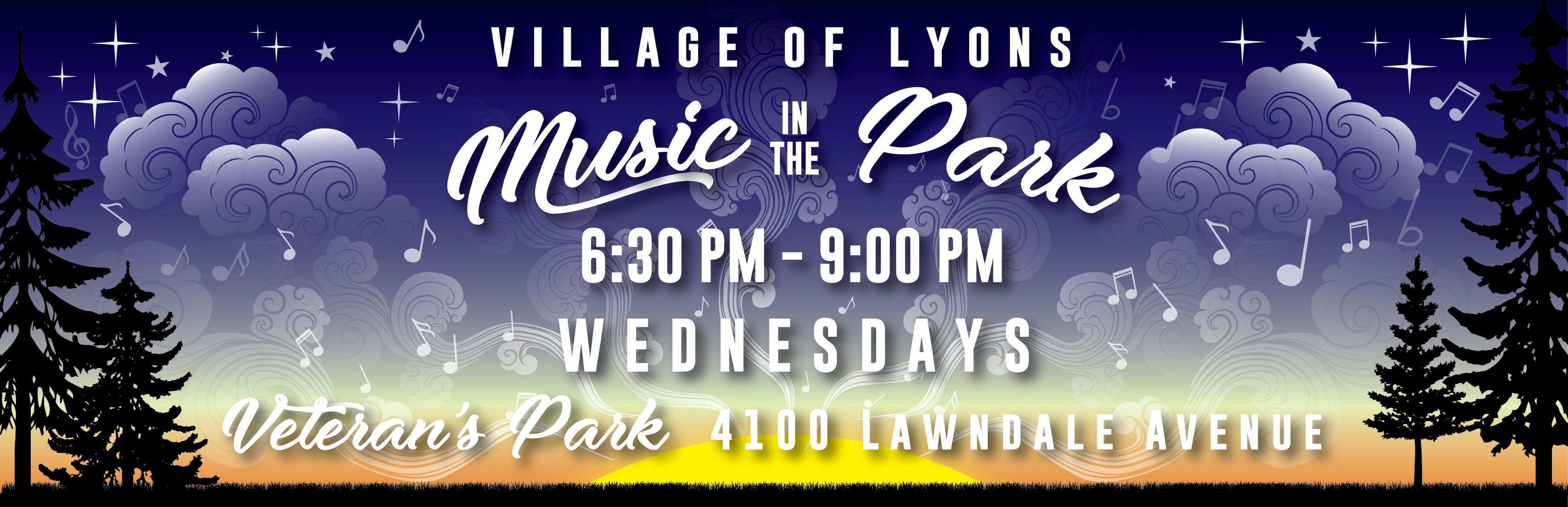 Lyons Music in the Park 2017