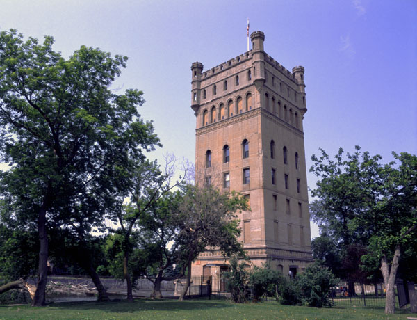 Hoffman Tower