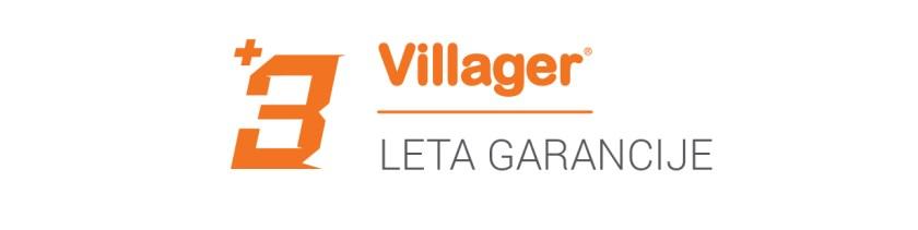 Podaljšanje garancije Villager