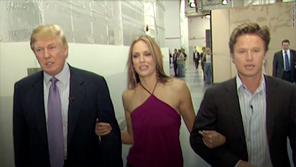 Image result for donald trump lewd video photo bush soap opera