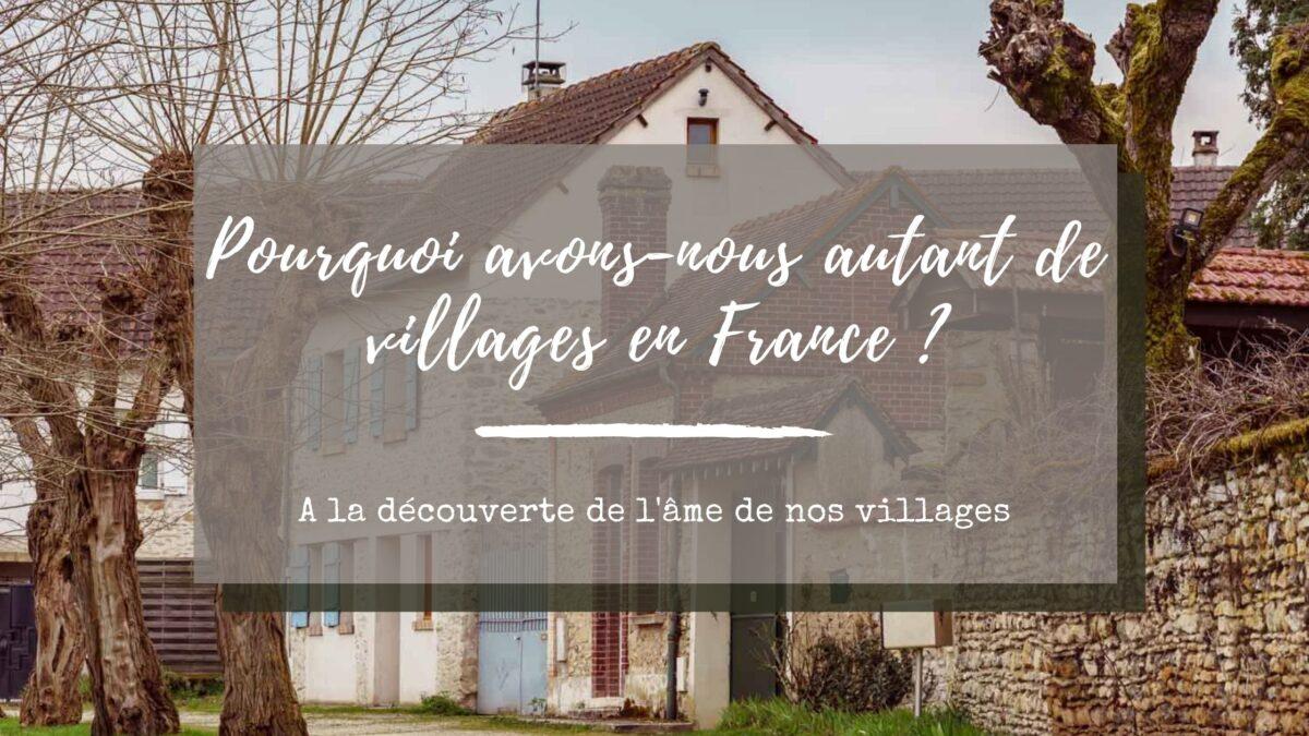 villages en france