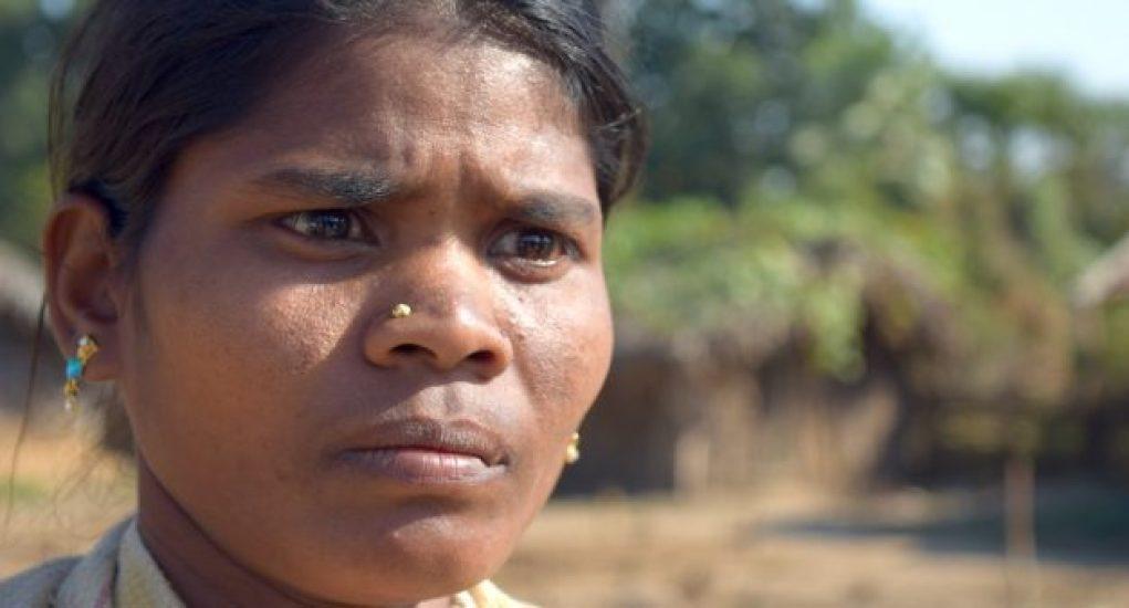 Nande Madhi lost her 3-year-old daughter to Japanese Encephalitis. Credit: Basudev Mahapatra/ Village Square