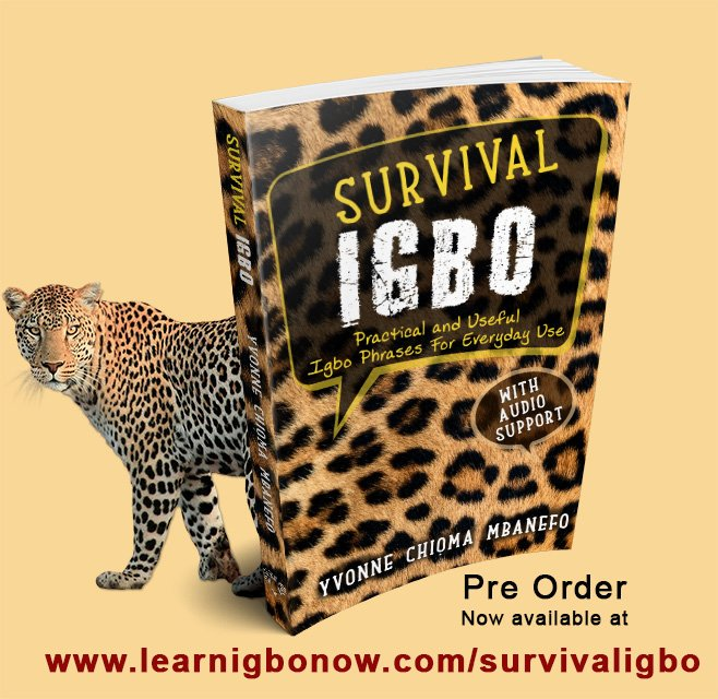 Order a Copy of 'Survival Igbo' Today
