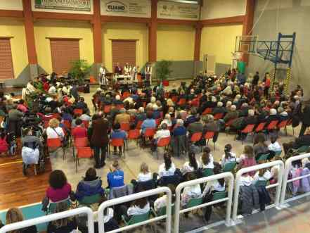 Messa Natale 2015 Area Socio Sanitaria Villaggio del Ragazzo 02