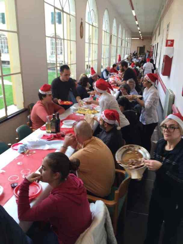 Pranzo Natale 2015 Area Socio Sanitaria Villaggio del Ragazzo 05