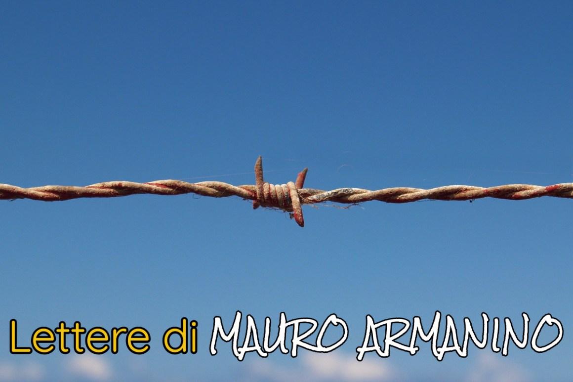 Lettere Mauro Armanino - Filo spinato