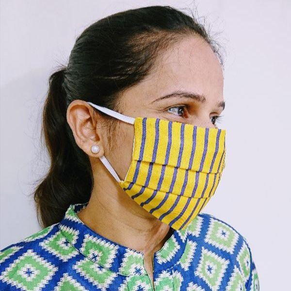 In arrivo le mascherine di I was a Sari