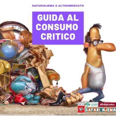 """La """"Guida al consumo critico"""" di Safari Njema, per Altromercato"""