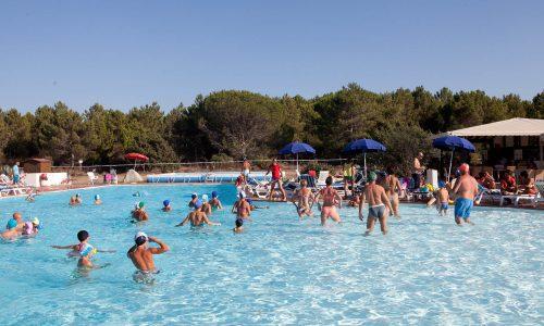 Gallura Beach Piscina