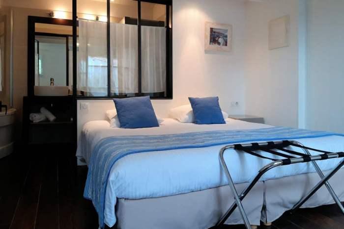 Chambre hôtel confort Ile de Ré