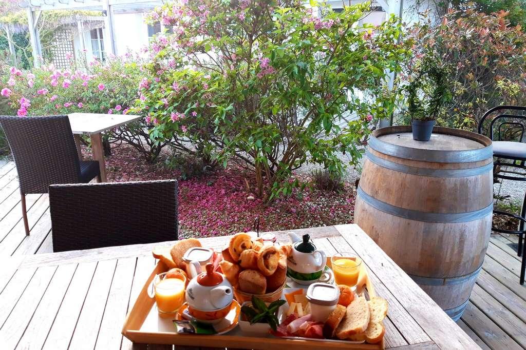 Petit déjeuner Ile de Ré