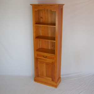 java-1-door-1-drawer-slim-bookcase-natural-1