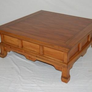 Java Opium Coffee Table – Natural