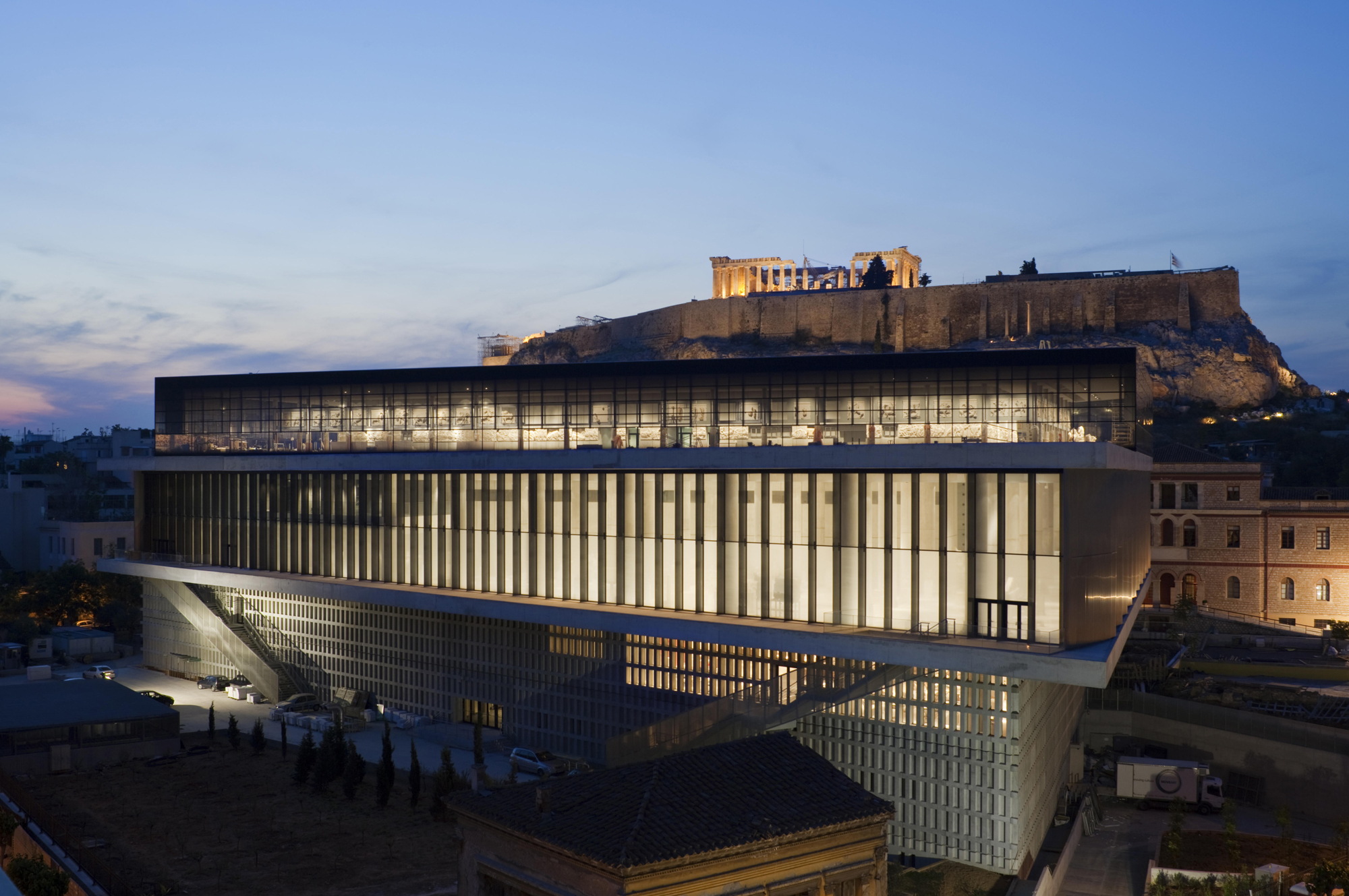 Image result for Acropolis Museum - Athens, Greece