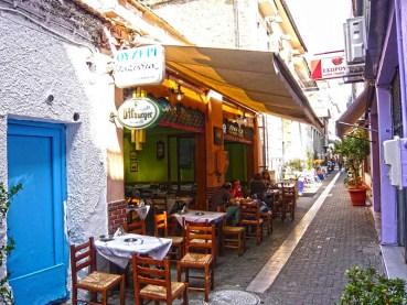 Tsipouradiko in Greece